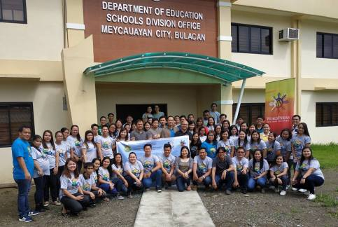 Workshop for the Schools Division of Meycauayan City