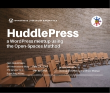 HuddlePress (meetup organizer)
