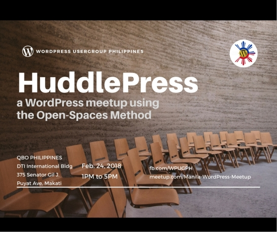 HuddlePress (meetup organizer)