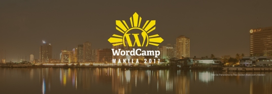 WordCamp Manila 2017 (Lead Organizer)