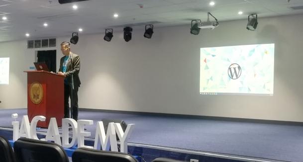 Opening Speaker - WordCamp Manila 2018